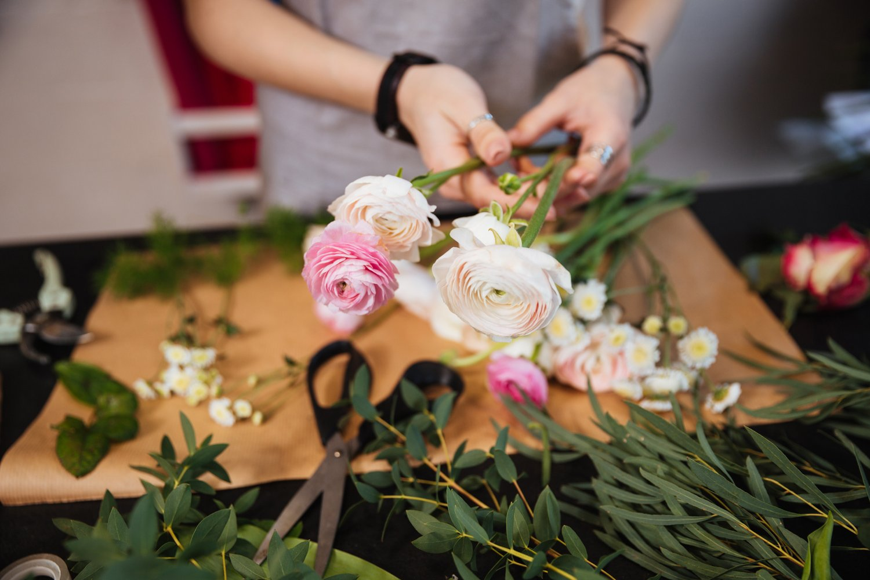 Flower Arranging, the Latest Craze?