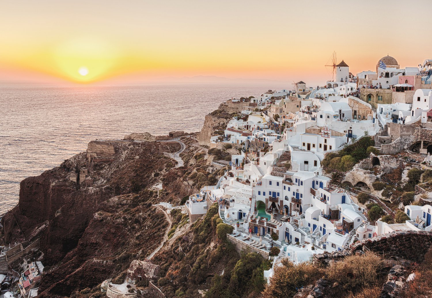 Greece: A Place of History & Luxury
