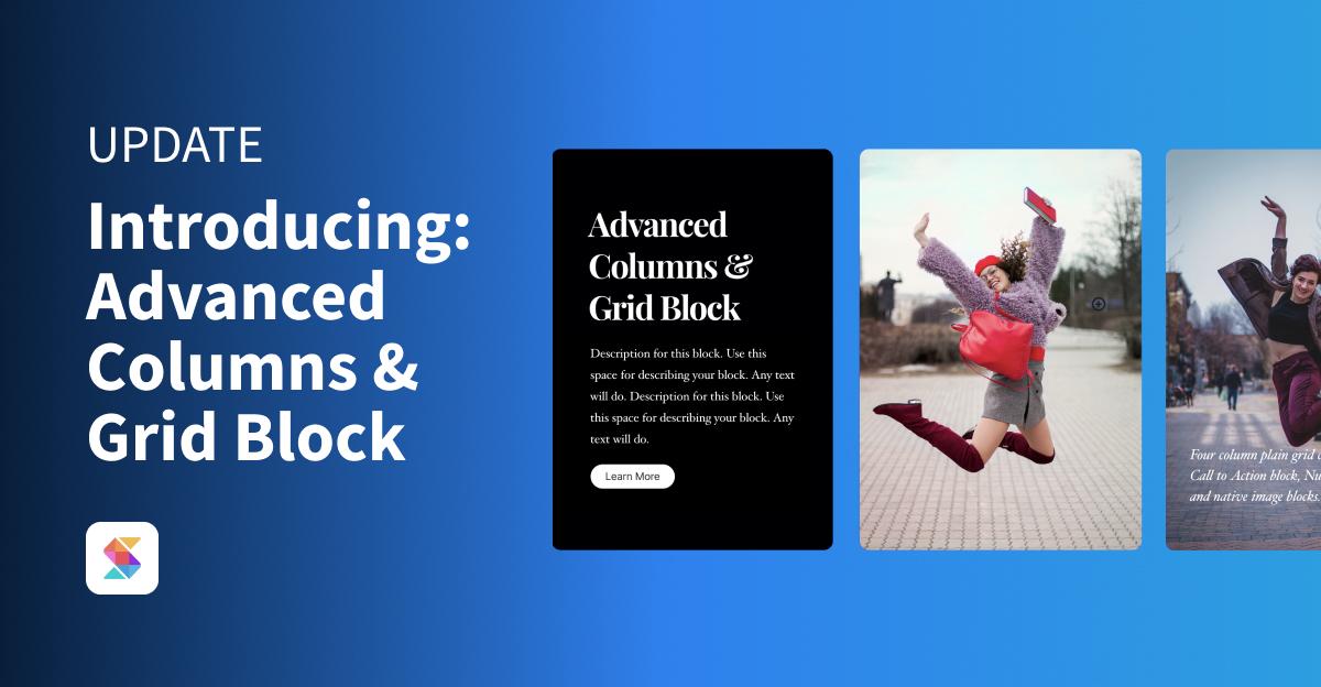 Introducing the Advanced Columns & Grid Block