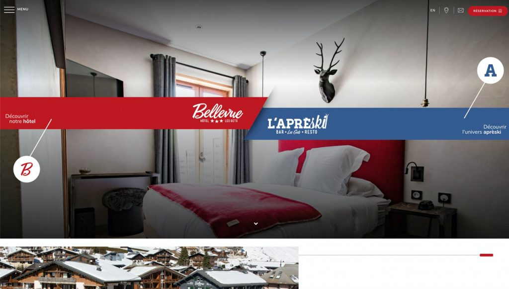 Hotel Bellevue – Les Gets