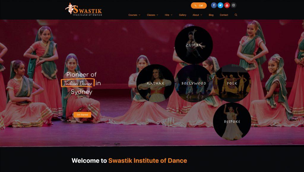 Swastik Institute of Dance