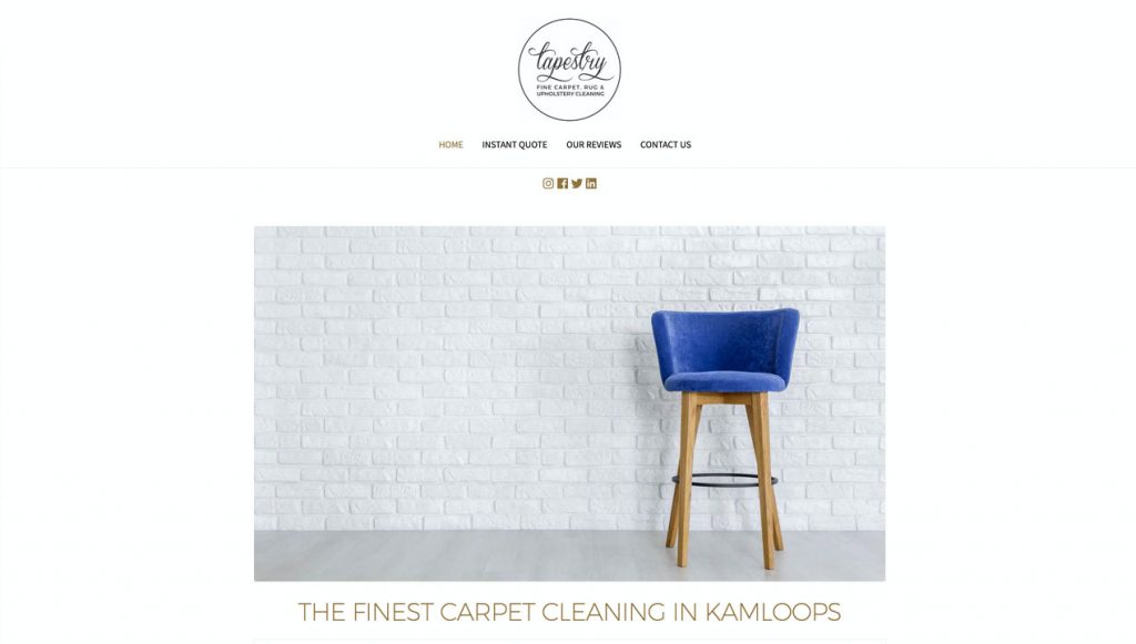 Tapestry Fine Carpet, Rug & Upholstery Cleaning
