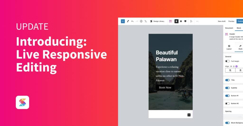 Introducing: Live Responsive Editing