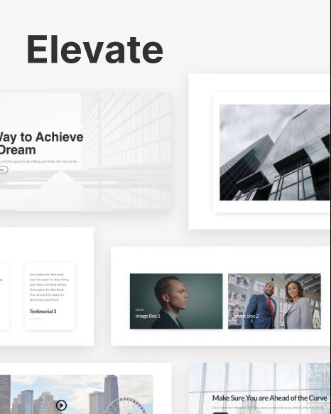 Elevate Kit