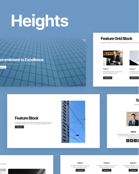Heights Kit