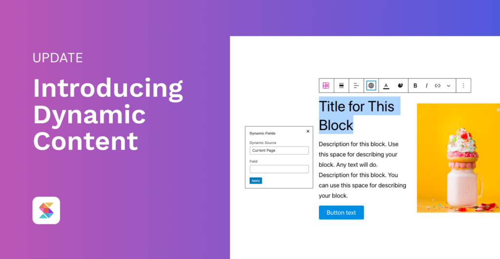 Introducing Dynamic Content